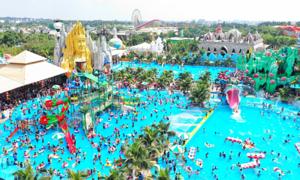 150 trò chơi giải trí tại Suối Tiên dịp hè
