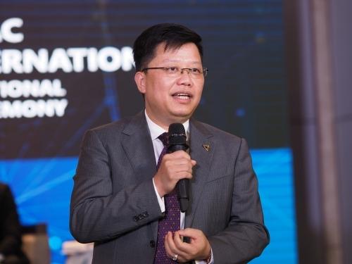 Ông Nguyễn Hưng, tổng giám đốc TPBank. Ảnh: Minh Sơn