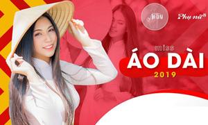 Cuộc thi 'Miss Áo dài' tôn vinh vẻ đẹp phụ nữ Việt