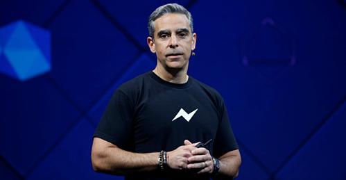 David Marcus – Giám đốc dự án tiền số Libra của Facebook. Ảnh: Reuters