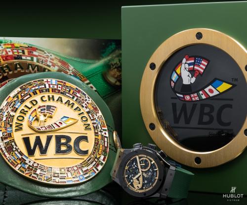 DẤU ẤN VIỆT NAM TRÊN CHIẾC ĐỒNG HỒ HUBLOT CLASSIC FUSION WBC ĐỘC BẢN(xin bài edit) - 4