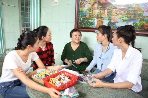 Sau khi kết thúc vòng chung khảo, các thí sinh Miss World Việt Nam đã bắt tay tiến hành thực hiện những dự án nhân ái ý nghĩa. Các thí sinh không chỉ sở hữu vẻ bề ngoài xinh đẹp mà còn mang đầy lòng trắc ẩn chân thành, đúng với tiêu chí hướng đến của ban tổ chức cuộc thi.