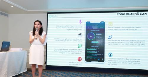 Lê Đinh Hồng Vũ, CEO ELSA Speak.