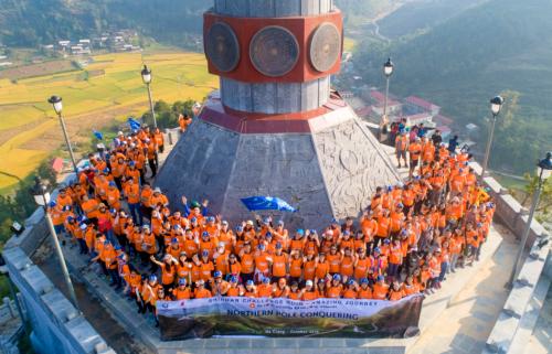 Amazing Journey là một trong những chương trình được mong đợi nhất năm tại Ngân hàng Shinhan.