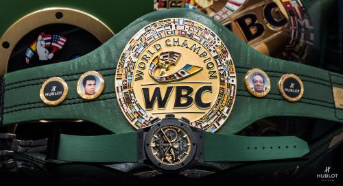 DẤU ẤN VIỆT NAM TRÊN CHIẾC ĐỒNG HỒ HUBLOT CLASSIC FUSION WBC ĐỘC BẢN(xin bài edit) - 2