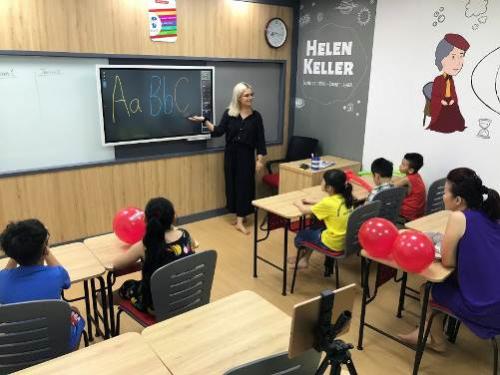 Egroup đưa ứng dụng công nghệ thông minh của Samsung vào hệ sinh thái giáo dục.
