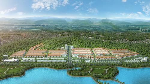 Khu đô thị Kosy Mountain View tại Lào Cai là một trong những dự án tiêu biểu của doanh nghiệp.