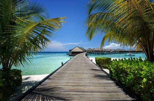 Cơ hội ghé thăm Maldives cùng Hảo Hảo.