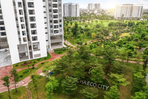 Không gian sống xanh trong đô thị Hồng Hà Eco City - 1