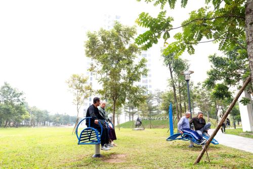 Không gian sống xanh trong đô thị Hồng Hà Eco City - 7