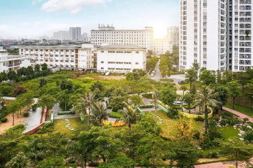 Không gian sống xanh trong đô thị Hồng Hà Eco City - 3