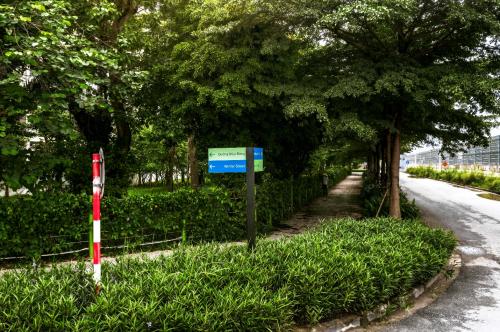 Không gian sống xanh trong đô thị Hồng Hà Eco City - 2