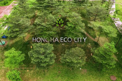 Không gian sống xanh trong đô thị Hồng Hà Eco City