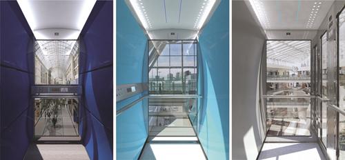 Andreas Zapatinas - nhà thiết kế nổi tiếng thế giới đã cùng với Kleemann tạo ra những tiên phong đầu tiên trong thiết kế cabin cong.