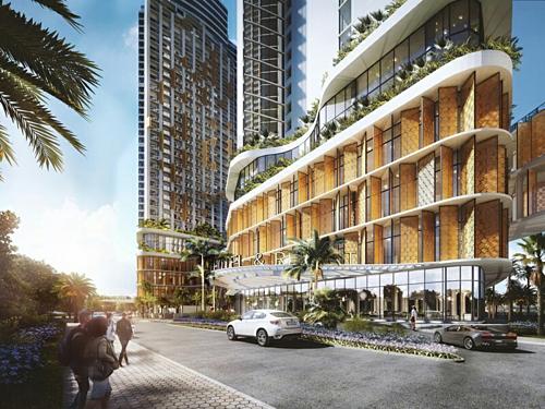 SunBay Park Hotel & Resort Phan Rang tích hợp nhiều tiện ích phù hợp cho từng lứa tuổi.