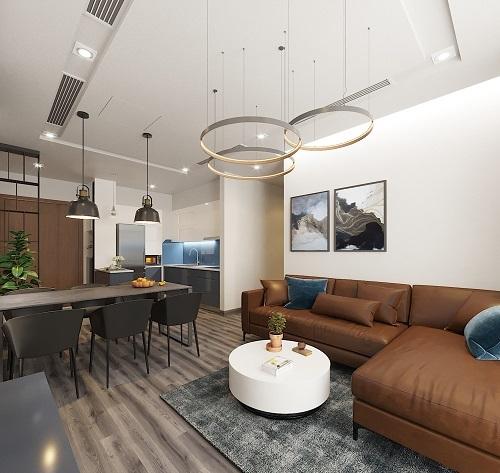Eurowindow cung cấp sản phẩm nội thất cho căn hộ tại Vinhomes Metropolis
