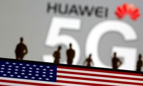 Huawei là tâm điểm cuộc gặp của ông Trump với các công ty công nghệ Mỹ. Ảnh: Reuters.