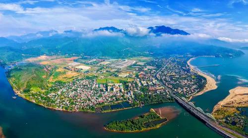 Khu vực Tây Bắc Đà Nẵng tập trung nhiều dự án lớn của thành phố.