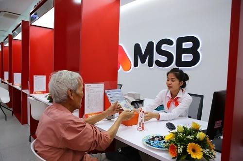 MSB là một trong những nhà băng tiên phong triển khai giai đoạn đầu ứng dụng trí tuệ nhân tạo (AI) vào việc tìm kiếm, đánh giá khách hàng tiềm năng cho sản phẩm thẻ tín dụng.