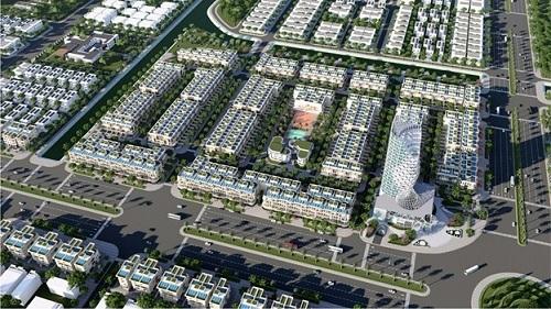 Toàn cảnh dự án Melody City – Nơi thừa hưởng không gian sống hiện đại