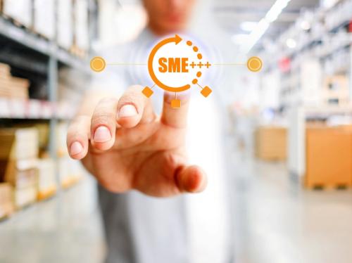 Tín dụng ngân hàng có vai trò quan trọng đối với doanh nghiệp SME.
