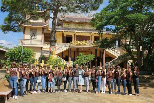 The Bitter Cacao tổ chức họp mặt chương trình thiện nguyện Tây Nguyên