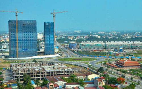 Hải Phòng thu hút nhiều nhà đầu tư bất động sản.
