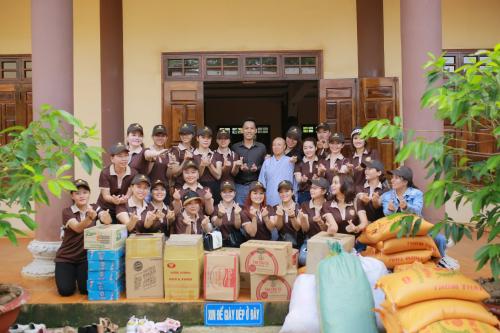 The Bitter Cacao tổ chức họp mặt chương trình thiện nguyện Tây Nguyên - 1