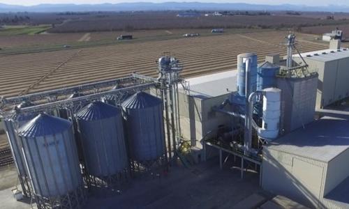 Các cơ sở sản xuất của Sun Valley Rice tại California (Mỹ). Ảnh: CNN