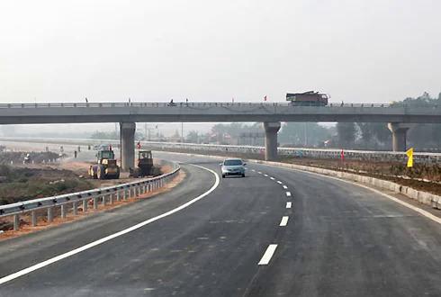 Quốc lộ3 mới Hà Nội - Thái Nguyên.