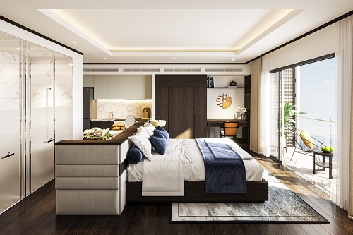 Sapphire Hạ Long được vinh danh là Best Beachfront Luxury Development Vietnam - Dự án nghỉ dưỡng hạng sang hướng biển tốt nhất Việt Nam