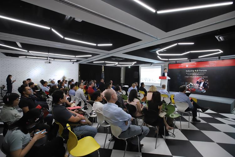 Cơ hội kết nối tại triển lãm Chuyển đổi Công nghiệp châu Á - Thái Bình Dương