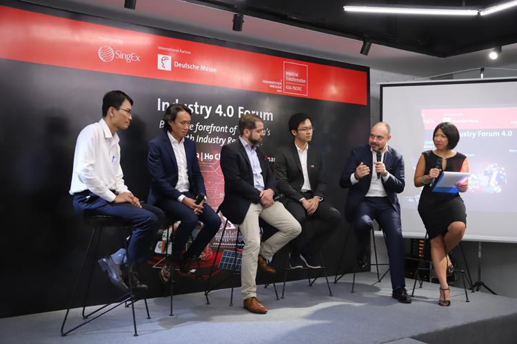 Cơ hội kết nối tại triển lãm Chuyển đổi Công nghiệp châu Á - Thái Bình Dương - 1