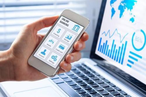 Các ứng dụng trong thanh toán trực tuyến ngày càng được nhiều nhà băng ứng dụng.