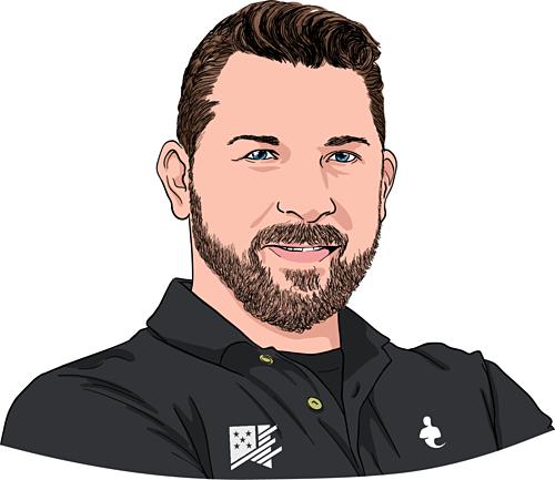 Patch Baker - Nhà sáng lập kiêm CEO Mobius Media Solutions.Ảnh đồ họa: CNBC