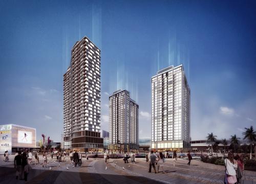 Bắc Giang sắp có trung tâm thương mại cao cấp