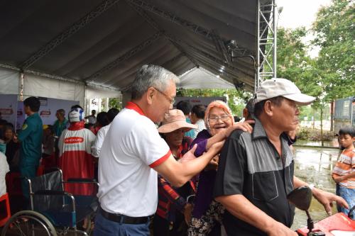Vedan khám chữa bệnh, phát thuốc miễn phí cho người dân Đồng Nai - 8