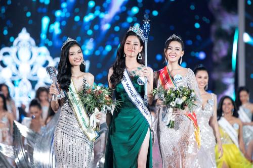 Hành trình chinh phục của Top 3 Miss World Vietnam