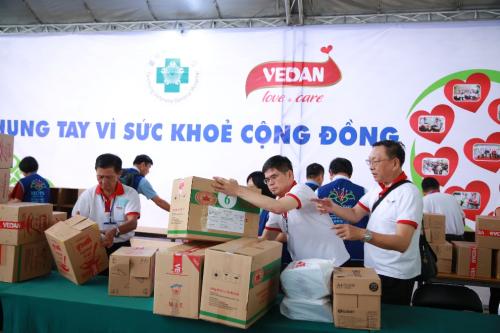 Vedan khám chữa bệnh, phát thuốc miễn phí cho người dân Đồng Nai - 3