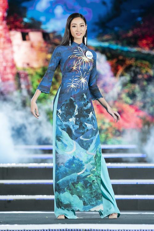 Hành trình chinh phục của Top 3 Miss World Vietnam - 1