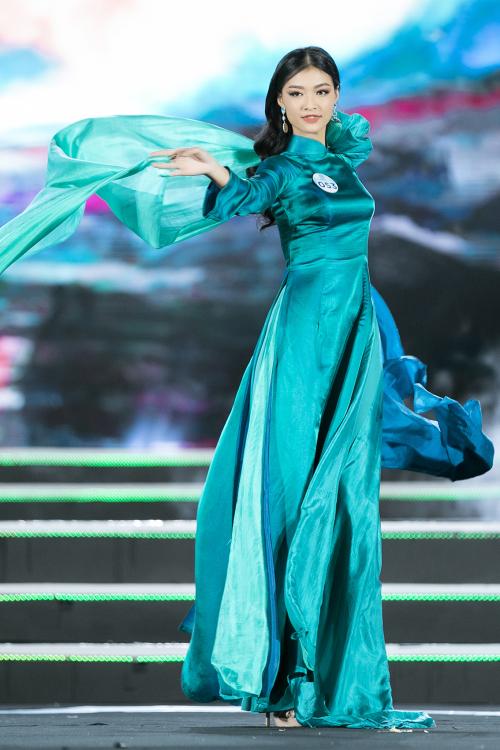 Hành trình chinh phục của Top 3 Miss World Vietnam - 4