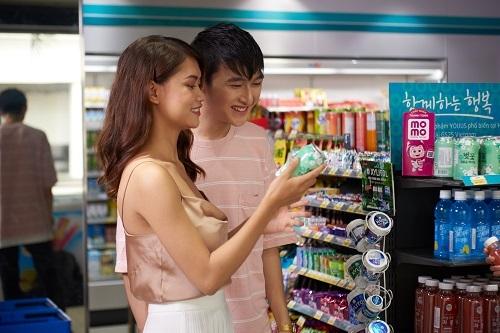 Siêu thị, cửa hàng tiện lợi áp dụng mức hoàn tiền cao trong các ngày hội của MoMo.