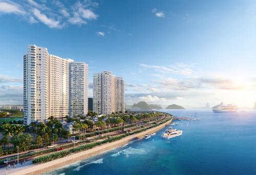 nghỉ dưỡng, đầu tư tại dự án The Sapphire Premier Ha Long - 1