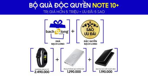 Đặt hàng Galaxy Note 10 | Note 10+ chính hãng, nhận bộ quà có 1 – 0 – 2 (bài xin edit_Linhbd2) - 1