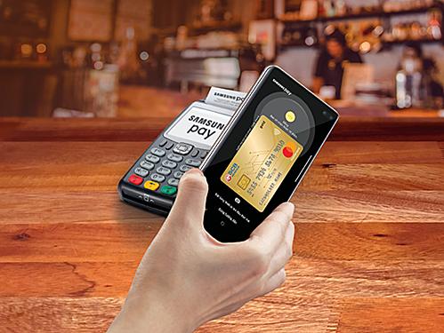 SCB ra mắt tính năng Samsung Pay cho thẻ thanh toán quốc tế. Liên hệ tổng đài 1800545438 - 19006538 hoặc đến điểm giao dịch SCB trên toàn quốc để được tư vấn.