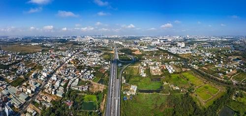 NovaWorld Ho Tram cách TP HCM 90 phút di chuyển qua cung đường cao tốc Long Thành - Dầu Giây