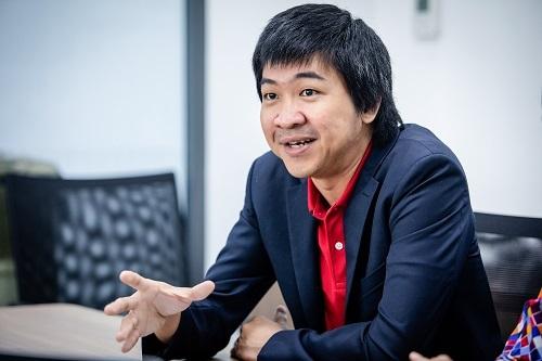 Ông Lê Anh Huy - Phó tổng giám đốc Sendo.