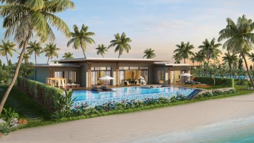 Biệt thự nghỉ dưỡng tại Mövenpick Resort Waverly Phú Quốc
