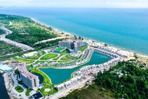 Toàn cảnh dự án Mövenpick Resort Waverly Phú Quốc