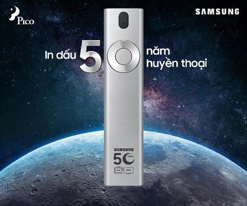 50 năm có mặt tại thị trường Việt Nam, Sumsung mang đến nhiều sản phẩm chất lượng.